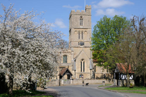 St Marys Church, Felmersham