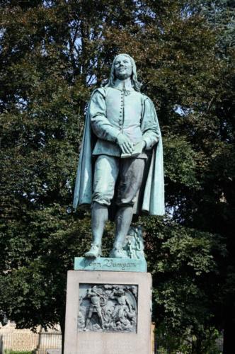 Bunyan Statue, Bedford