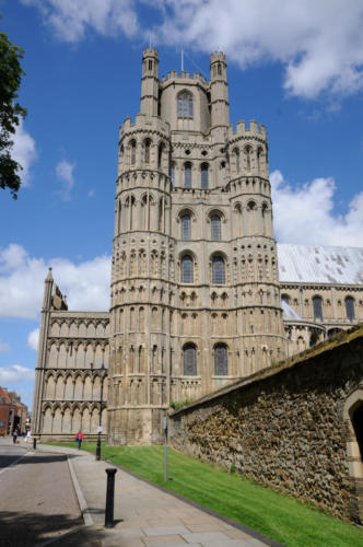 Ely Cathedral, Ely