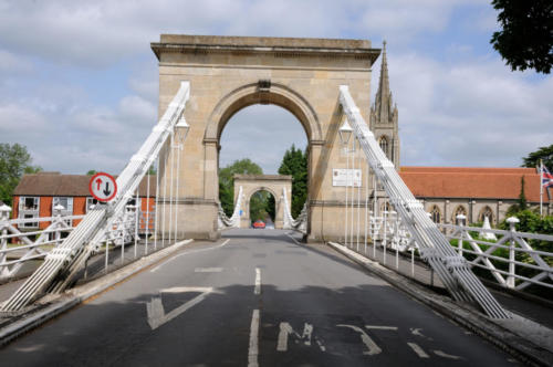 Marlow Bridge, Marlow