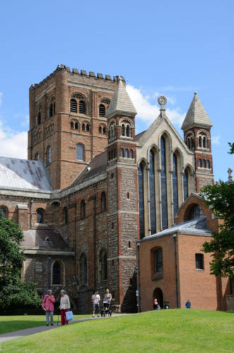 The Cathedral and Abbey Church of St Alban, St Albans