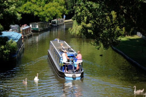 Grand Union Canal, Berkhamsted