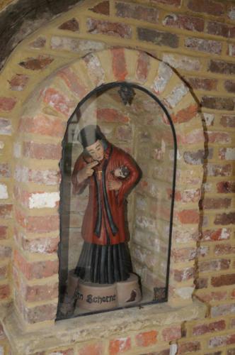 Schorne Well, North Marston