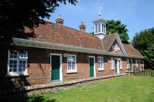 Twitty's Almshouses, Abingdon
