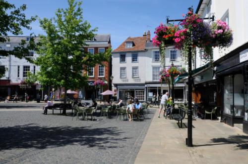View Market Place, Abingdon