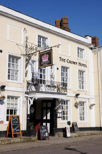 Crown Hotel, Brackley