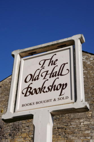 The Old Hall Bookshop, Brackley
