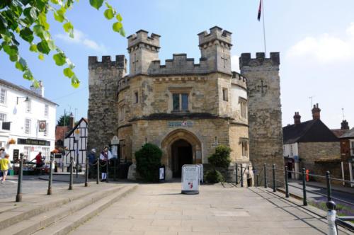 The Old Gaol, Buckingham