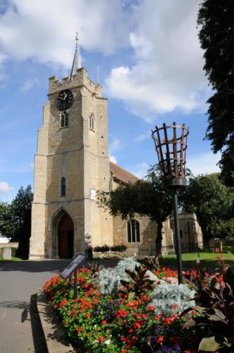 St Peter & St Paul Church, Chatteris