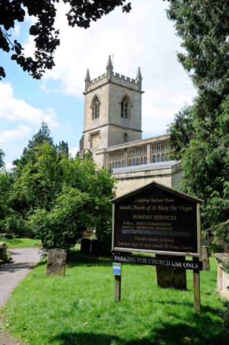 St Mary the Virgin Church, Chipping Norton