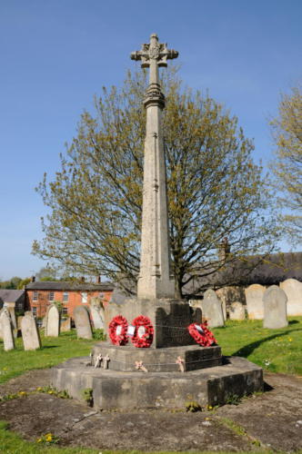 War Memorial, Geddington