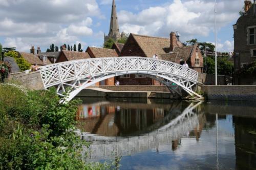 Chinese Bridge, Godmanchester