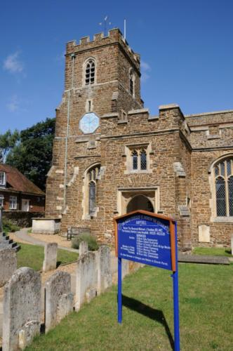 St Andrews Church, Ampthill