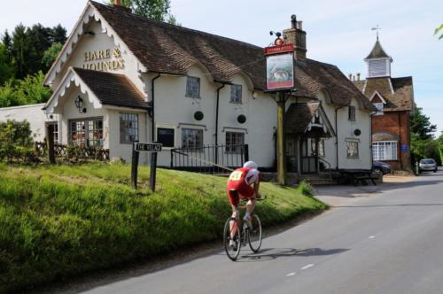 Hare & Hounds Inn, Old Warden