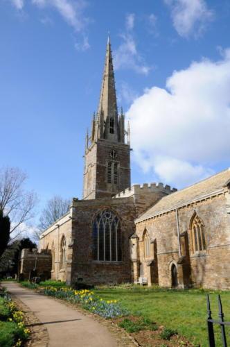 St Peter & St Paul Church, King's Sutton