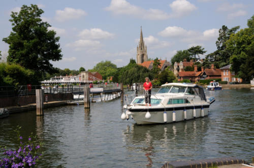 River Thames, Marlow