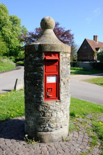 Post Box, Nether Winchendon