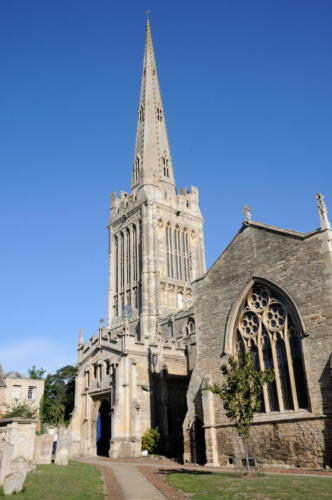 St Peters Church, Oundle