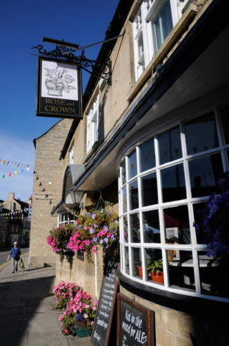 Rose & Crown, Oundle
