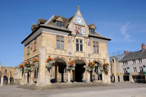 Guildhall, Peterborough,