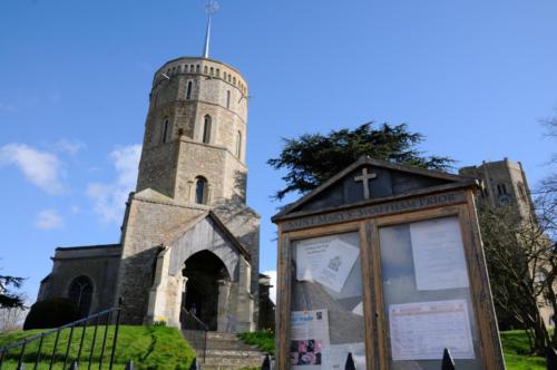 St Mary's Church Swaffham Prior