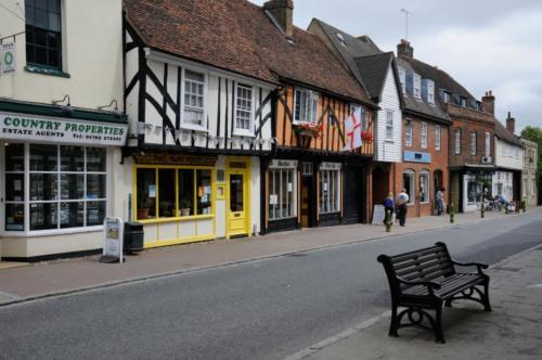 High Street, Buntingford